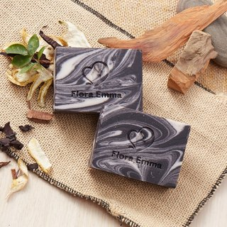 Bergamot Citrus Purple Soap - Emma Handmade Soap Expert