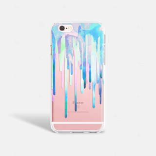 Paint iPhone Case, Watercolor iPhone Case, iPhone 6 Case, iPhone 6S Cover, Drip iPhone Cover