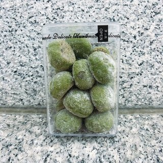 [GJ possession of dessert] - (1 into) Hong orange green tea snowball new listing! The The Lime wine stains orange*strict selection of Japanese green tea powder*pure tea flavor fresh mouth is not greasy mouth