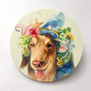Good Yueli Special Edition - Ceramic Waterproof Coaster