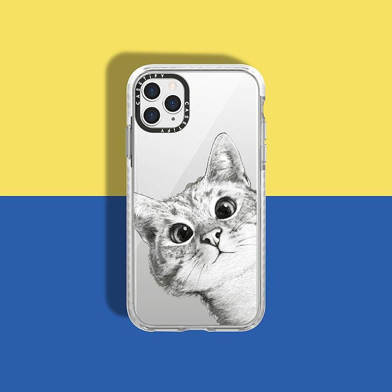 Casetify iPhone 11 Pro 耐衝擊保護殼-躲貓貓