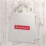 SUMMON Canvas Tote Bag