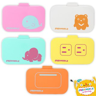Infant Safety Cover - Cute Five Piece Set
