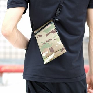 SURFACE MINI lightweight messenger bag - camouflage special section X33