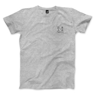 Past Useless Uses in the Past - Dark Grey - Neutral T-shirts