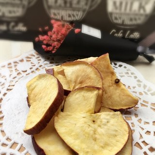 [When good fruits and vegetables meet good God protection] Apple chips 80g upgraded version