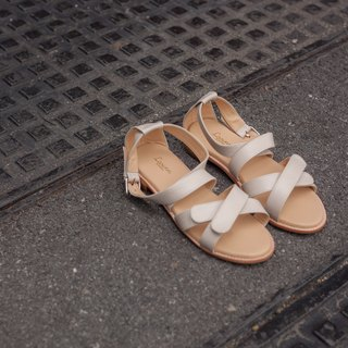 White Line Sandal shoes