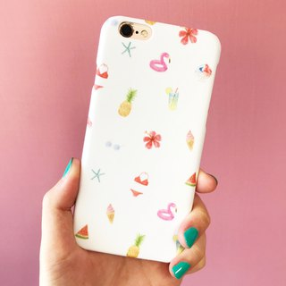 Summer Vibes / Phone Case