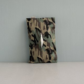 Face paper bag face carton paper cover optional style special offer classic camouflage