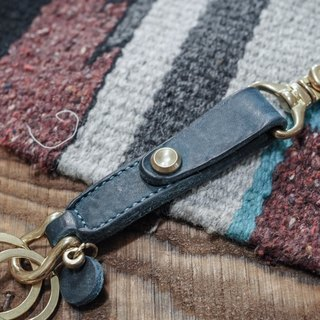 HEYOU Handmade - Key Chain Key Ring - Blue