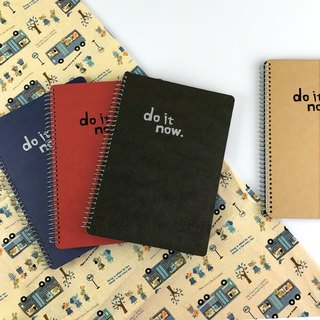 A5 / 25K easy to tear lap notes / notepad / coil / universal notes (horizontal) -do it now