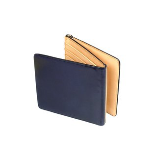 Tri-money clip /Indigo BLUE