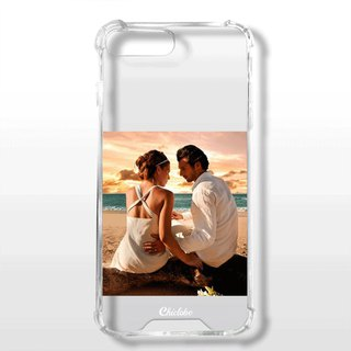 Painted four-corner cushion anti-drop mobile phone shell [customized area]