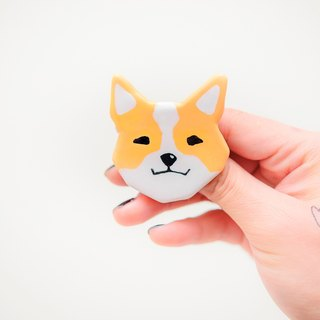 Pet Gamble Animal Series / Keji い ぬ dog pin / brooch