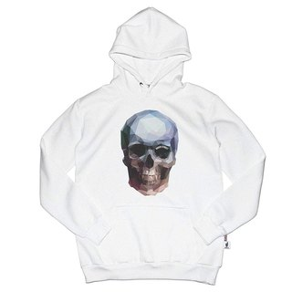 British Fashion Brand [Baker Street] SkullPrinted Hoodie