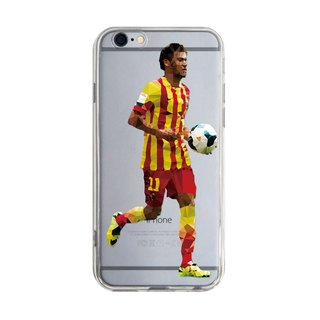 Football player - Samsung S5 S6 S7 note4 note5 iPhone 5 5s 6 6s 6 plus 7 7 plus ASUS HTC m9 Sony LG G4 G5 v10 phone shell mobile phone sets phone shell phone case