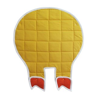 CLARECHEN warm organic pig blanket _ knee rug _ belly _0-10 years old can be used