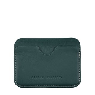 GUS Card Holder_Teal / Blue Green