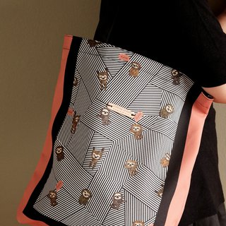Tote bag : LAZY SLOTH