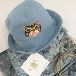 Bucket Hats (Bucket embroidery)