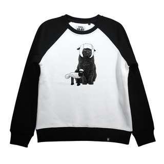 AMO Original cotton adult Sweater/AKE/Sheep Cat