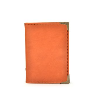 [DOZI leather hand made] A6 six-hole loose-leaf notebook / picture book / PDA / photo album can be freely selected