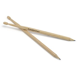 Rock Drumstick Pencils x2