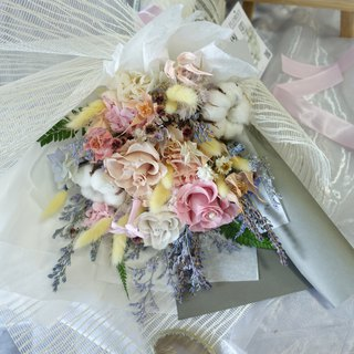 [Angel Wings Bouquet] Valentine's Day / No Withered Flowers / Dry Bouquet