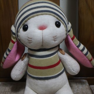 Lop-ear Mimi-Martin socks doll
