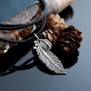 Anubis feathers Anubis feather (silver 墬. Plus a gift leather strap)