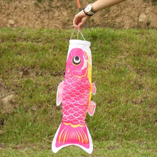 Taiwan Fish Flag 60 CM (Peach)