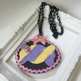 Sweetheart candy ornaments ~ / work permit (can be hung on the chest)