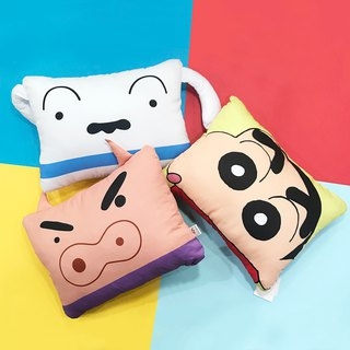 Crayon Shinchan - Detachable Good afternoon pillow NAP pillow pillow pillow · Genuine authorized card answer international