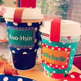 WaWuStyle Reusable Cup Sleeve