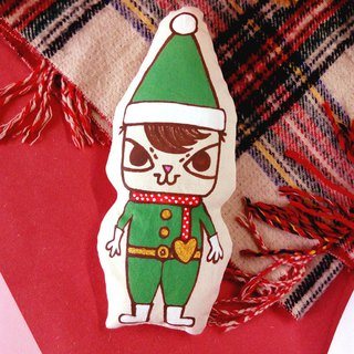 Thieves Po Christmas hug pillow pillow doll hand-painted hand made cushion doll