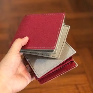 Washable craft paper/ Short Wallet