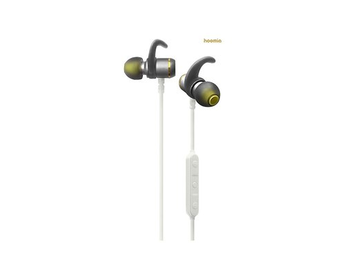 hoomia BT9-J sports bluetooth in-ear earphone sundial titanium dioxide