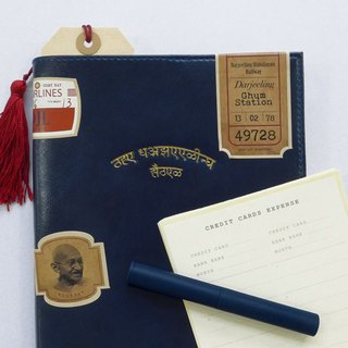 Lifebook Journal (A5) The Darjeeling Hotel Edition