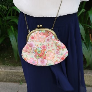 Japanese Flower Cross Body Bag | Girlskioku~*
