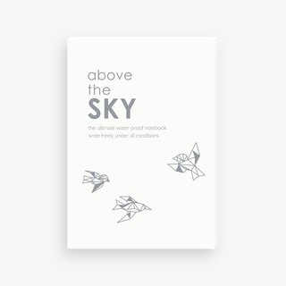 【IWI】SAW note 超能筆記本-天空IWI-NOTE BOOK-SKY