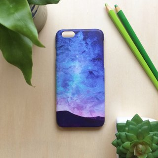 Galaxy starworld valley.  Matte Case( iPhone, HTC, Samsung, Sony, LG, OPPO)