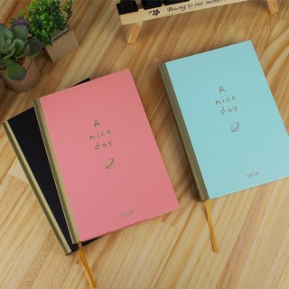 B6 / 32K 2018 Hardcover Weekly + Notes / Weekly Plan / PDA / Diary Letters - Planet