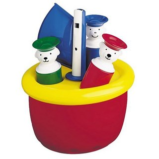 Ambi Ami Toys - Stacking Tower