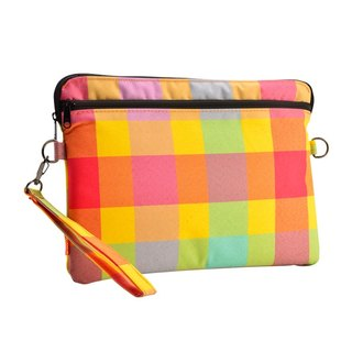 "SOLIS [ Mosaic Series ] 10.5"" Tablet Sleeve Case(baby yellow)"