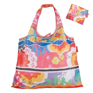 Japanese Prairie Dog Design Bag - Bloom