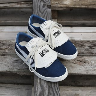 TOUCH GROUND Vintage Rookie OG NAVY sneakers P0000BKR