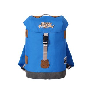 Street Explorer Kids Backpack (Ocean Blue) HappiPlayGround