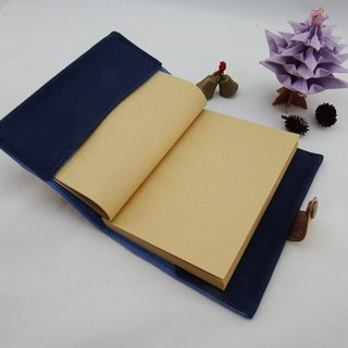 Custom Goods - Leather Book Cloth