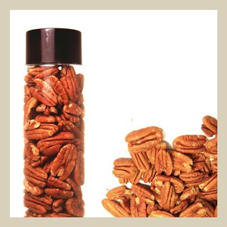 Oh! Nuts flavor of roasted pecans Pecan / canned