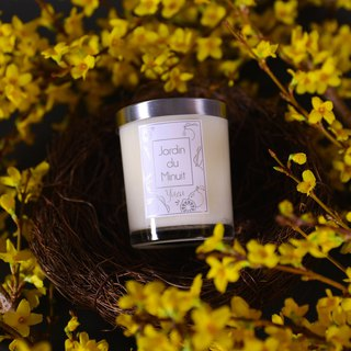 Handmade soy candle (large) - and wind grapefruit